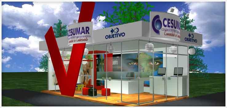 Cesumar e Colégio Objetivo estão presentes na Nipo 2011