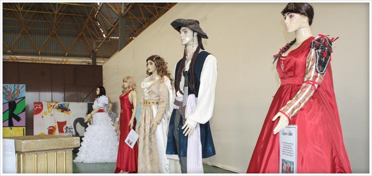 1ª Moda & Arte começa segunda no Cesumar