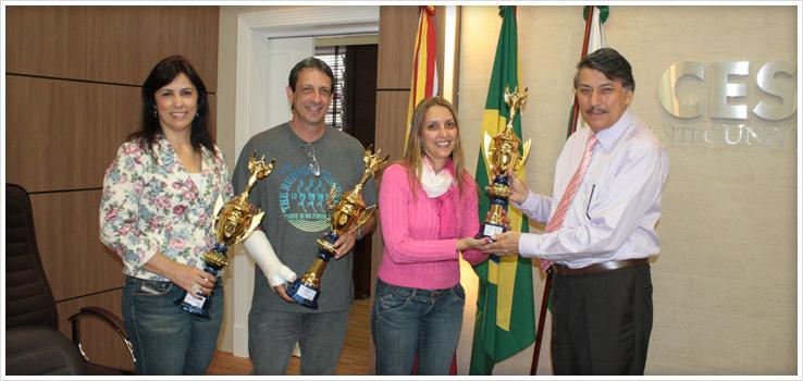 Judô do Cesumar é campeão dos JUP´s