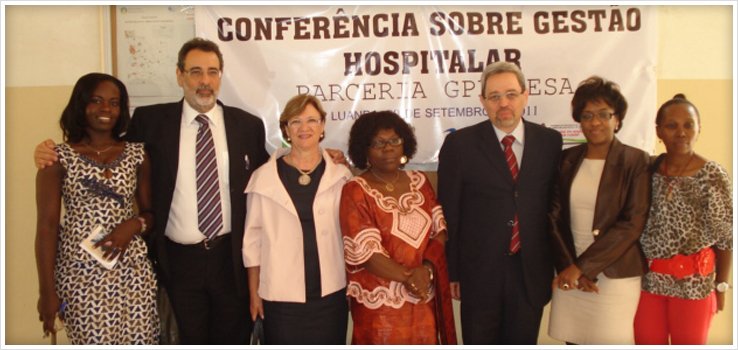 Coordenadora pedagógica do Cesumar participa de workshop em Angola