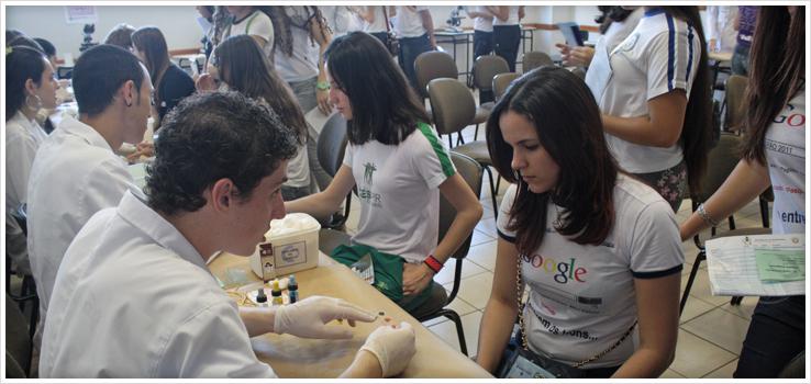 14 º Mostra de Profissões atrai milhares de estudantes