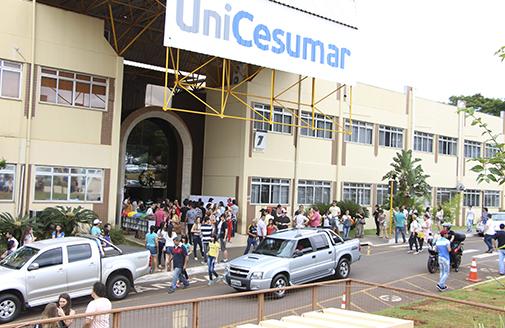 Unicesumar realiza vestibular de medicina domingo, dia 15